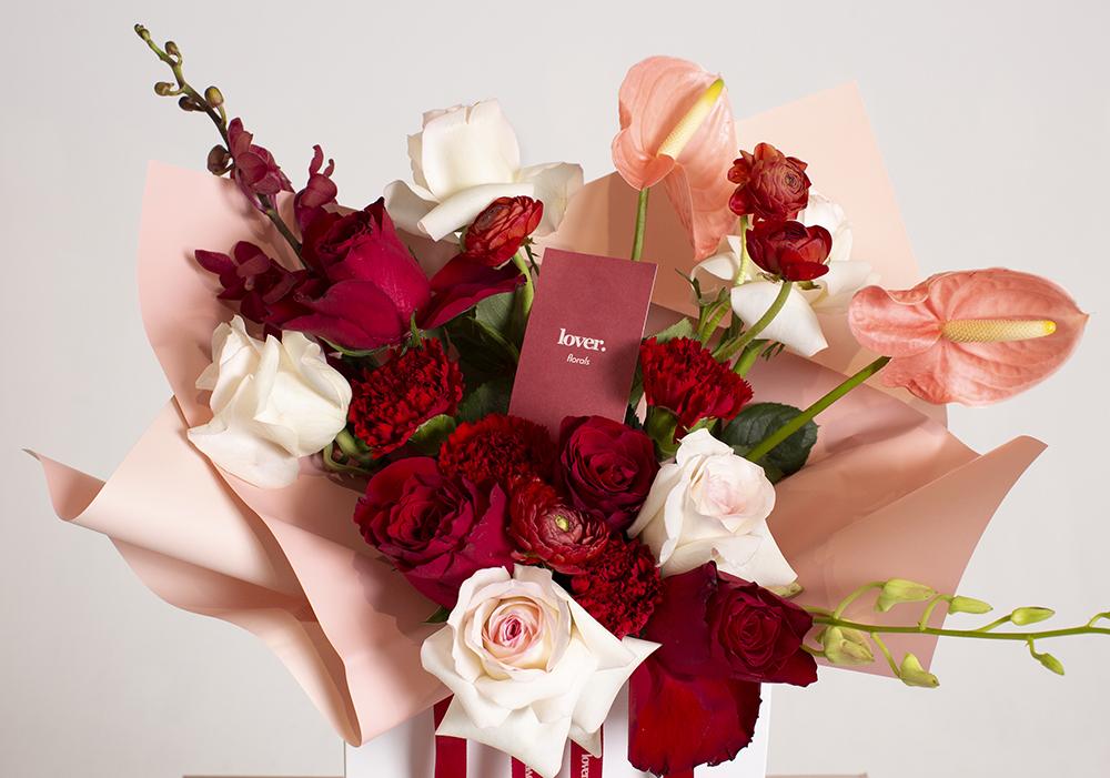 Lover Florals Hong Kong