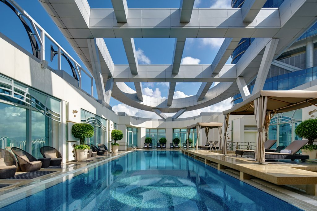 cordis hong kong pool