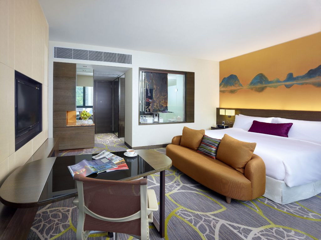 Holiday at Home | Crowne Plaza Kowloon East, Hong Kong