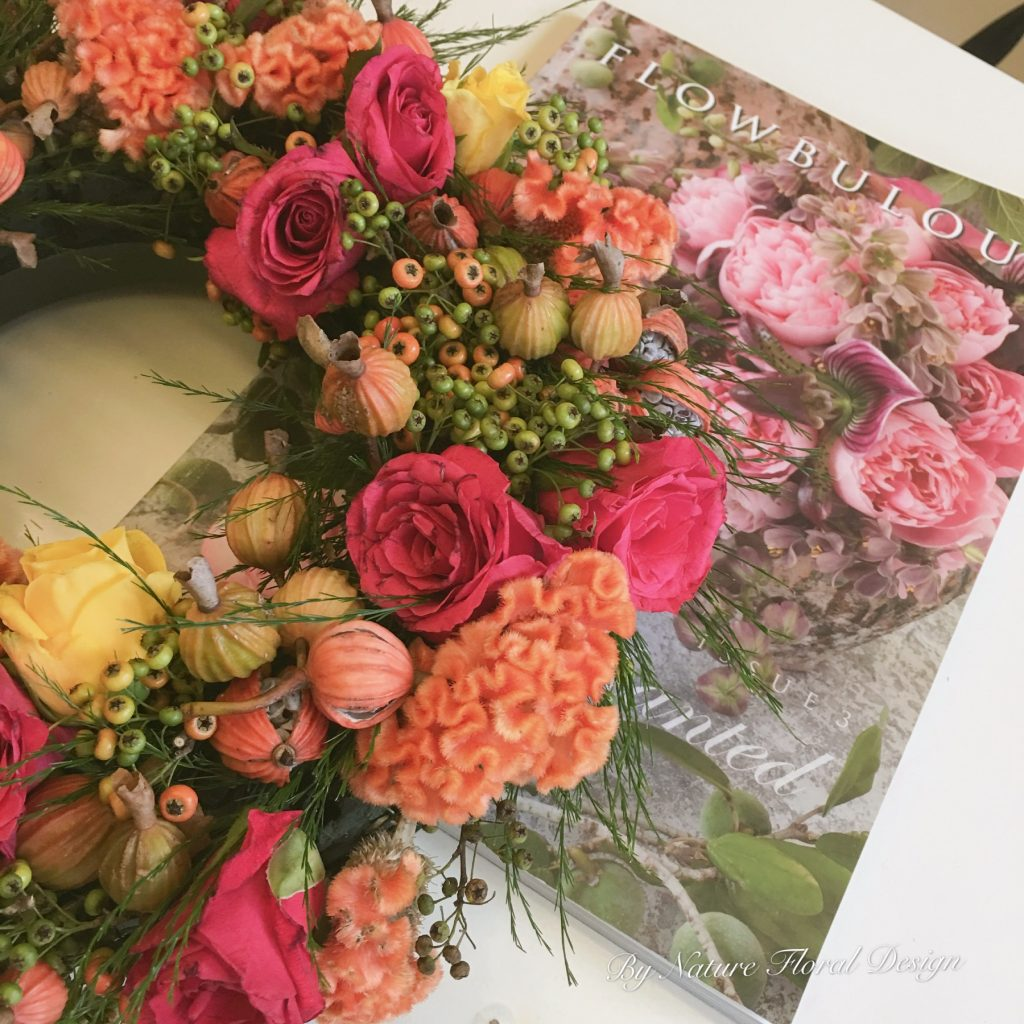By Nature Floral Design adult classes