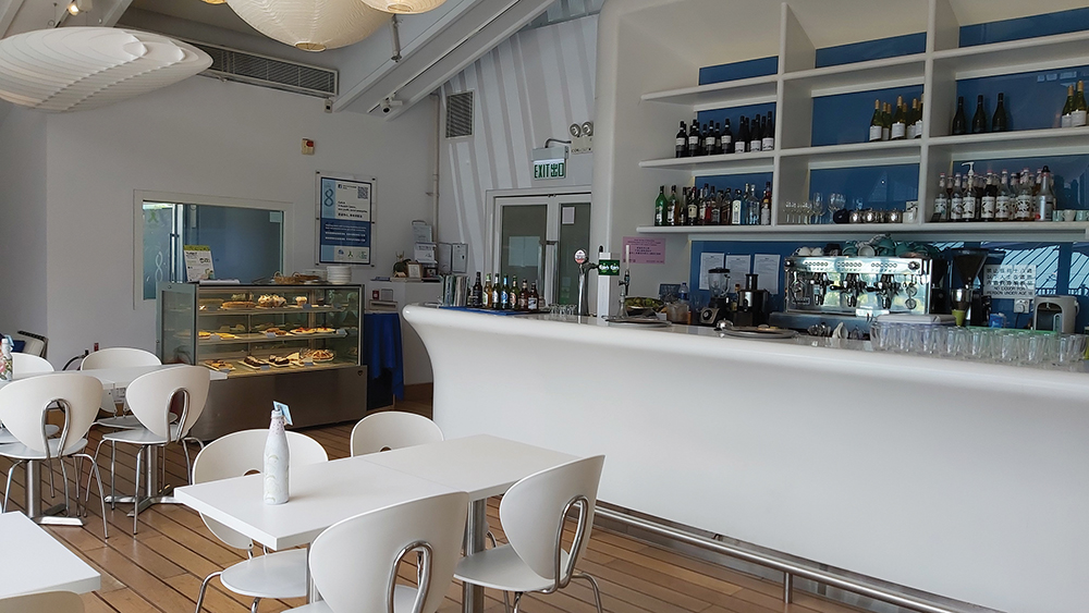cafe 8 social enterprise restaurant