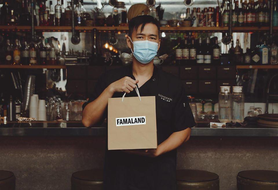 famaland healthy takeout hong kong