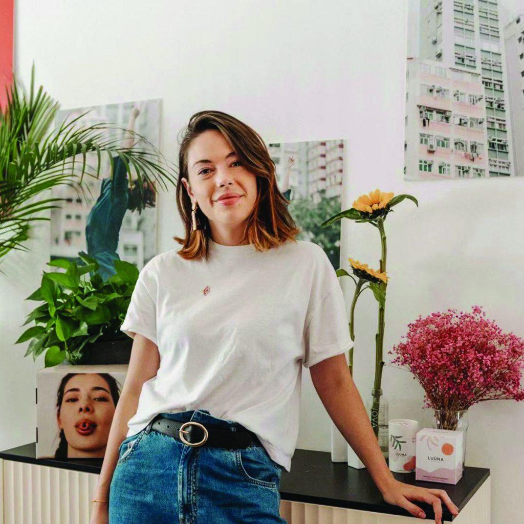 Olivia Cotes-James, Luuna Naturals