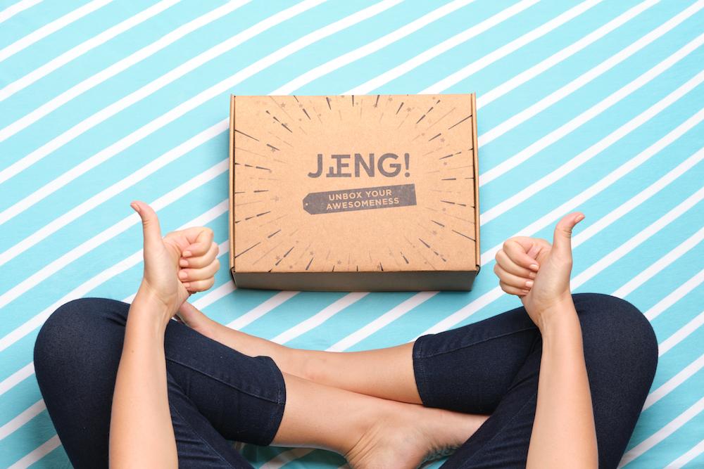 JENG! Box