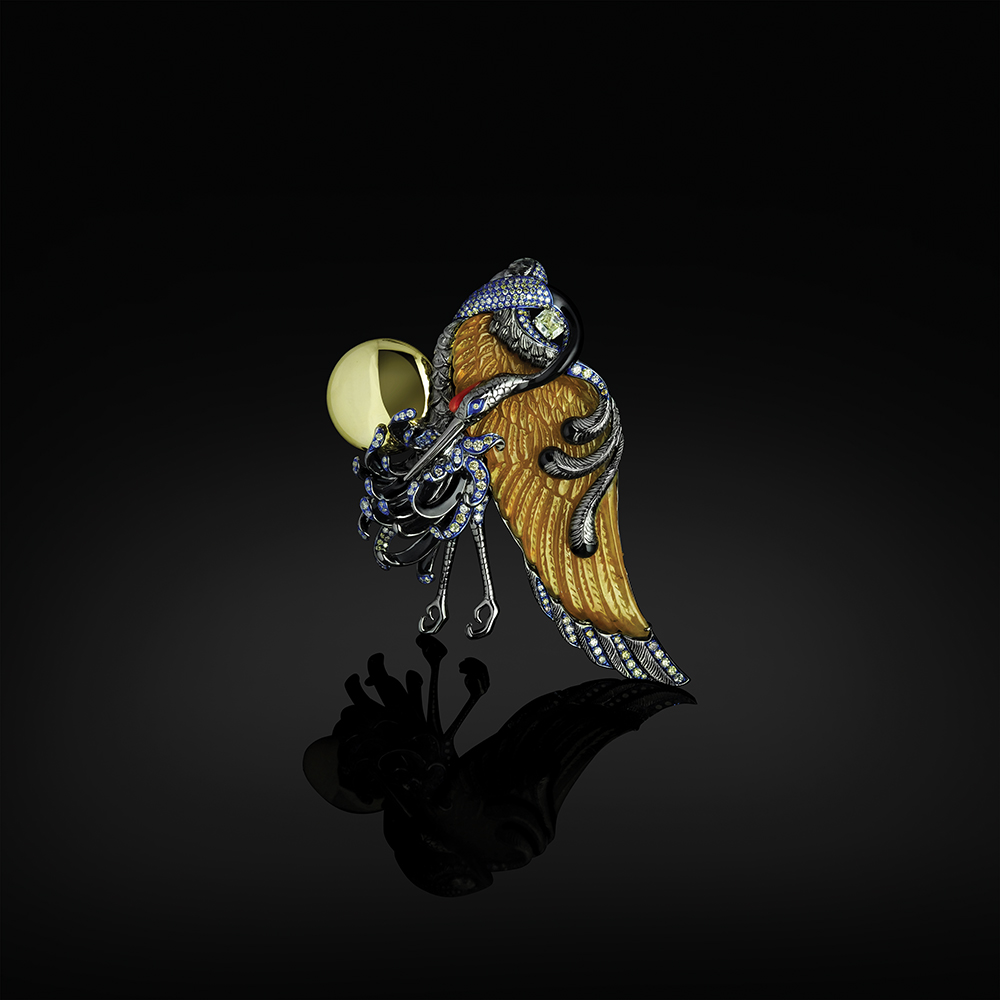 austy lee art jewellery