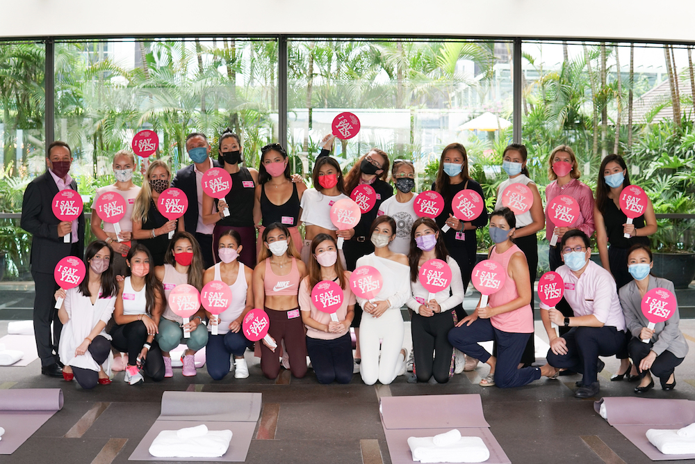 Global Wellness Day at Grand Hyatt Hong Kong